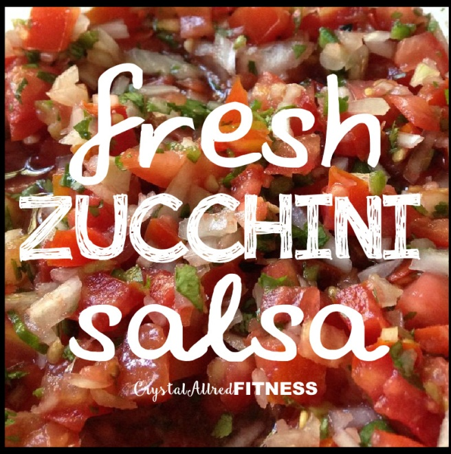 zucchinisalsa